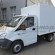 Газель Некст (бензин) Изотермический фургон 3,2 м. фото