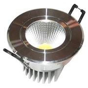 12W Solar Light спот LED, 6000-6500K (Белый холодный) (12W 6000-6500K D110) фото
