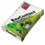 Клеевая шпаклевочная смесь Баумит БауКонтакт (Baumit BauContact) фото