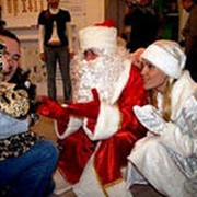 Дед Мороз и Снегурочка фото