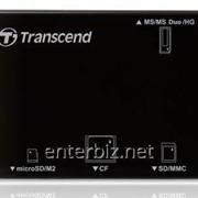 Карта памяти Transcend All-In-One Black (TS-RDP8K) внешний фото
