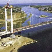 Металлические висячие мосты фото