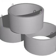 Кольца колодезные бетонные КС 10-9 фото
