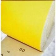Наждачная бумага Желтая на бумажной основе (40-320) фото