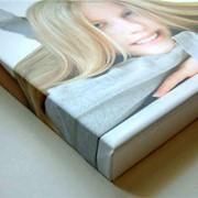 Печать фото на холсте фото