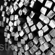 Квадратный пруток стальной 18мм 9ХС фото