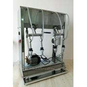 Полуавтоматический аппарат розлива по уровню Fillermatic Gravity фото