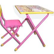 Детский стол +стул фото