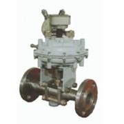 Исполнительное устройство шаровое регулирующего типа ИУШ-32-9 фланцевый, iна базе: крана шарового мат. 12Х18Н10Т фото