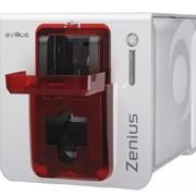 Принтер пластиковых карт Evolis Zenius базовая модель серии Classic ZN1U0000RS фото