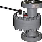 Задвижка дисковя ЗДШ 65-210 Ру 21,0МПа фото