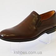 Коричневые мужские туфли Fabio Conti фото