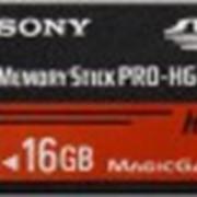 Карта памяти Sony Сони стандарт Memory Stick Pro Duo HX 16ГБ фото
