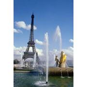 Путишествие в Париж фото