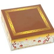 Коробки для упаковки печенья 180х180х70 мм фото
