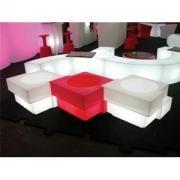 Мебель светящаяся фото