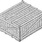 Изготовление деревяной тары под заказ, цена фото