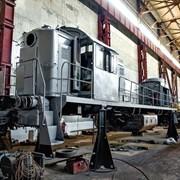 Ремонт локомотивов и автомотрис  фотография