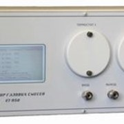 ЕТ-950 Предназначен для приготовления многокомпонентных газовых смесей с программируемой концентрацией исходных веществ, необходимых для проведения работ по калибровке и поверке газоанализаторов фото
