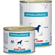 Hypoallergenic can Royal Canin корм, Банка, 0,400кг фото