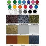 Атмосферостойкая полимерная покраска фото