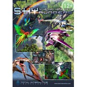 3Д стерео фильмы Скай Раннерс - Sky Runners фото