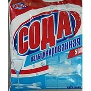 Сода кальцинированная 500гр. фото