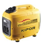 Электростанции однофазные инверторные KIPOR IG 2000 фото