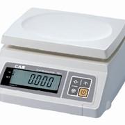 Настольные весы CAS SW (SW-C) фото