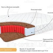 Матрац Comfort optima - 160 см фото