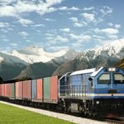 Железнодорожные перевозки сборных грузов. фото