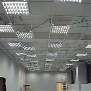 Системы освещения и электроснабжени фото