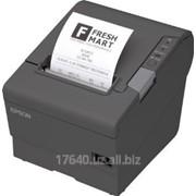 Высокоскоростной термальный принтер для печати чеков Epson TM-T88V фото