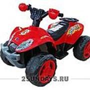 Детский квадроцикл Molto Elite 6 красный фото