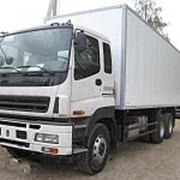 Фургон промтоварный ISUZU CYZ52P (ISUZU GIGA), 6х4 фото