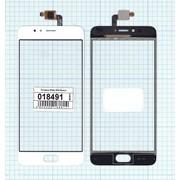 Сенсорное стекло (тачскрин) для Meizu M5s белое, Диагональ 5.2, 1280x720 (SD+) фото