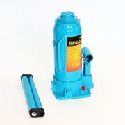ЕРМАК Домкрат гидравлический бутылочный 10т, высота подъема 230-460мм Т91004 (770-022) фото