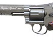 Револьвер пневматический BORNER Super Sport 702, кал. 4,5 мм фото