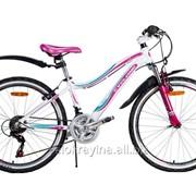 """Подростковый горный велосипед CYCLONE DREAM 24"""" 2016 фото"""