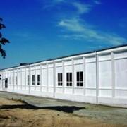 Здание БМЗ (быстромонтируемые здания) фото