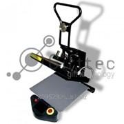 Термопресс Gifttec Master полуавтомат, плоский 38х38см, электронное управление WL-13D, MAHP-15 фото
