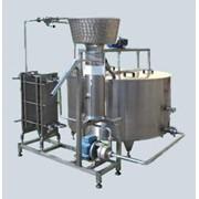Линии по производству кисломолочной продукции фото