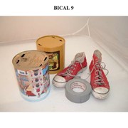 Полиэфирный нетканый обувной материал для подносков и задников BICAL 9 фото