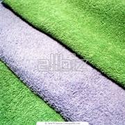 Махровая ткань фото