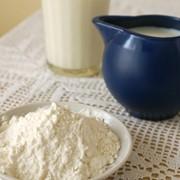 Молоко сухое обезжиренное фото