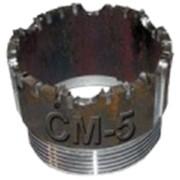 Буровая коронка СМ-5 Д172 фото