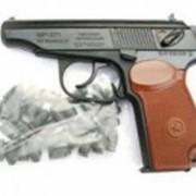 Пистолет стартовый сигнально-шумовой фото