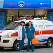 Услуги неотложной скорой помощи фото