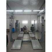 Cтанция технического обслуживания фото