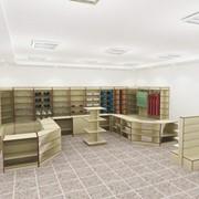 Сборка, установка торговой мебели и оборудования фото